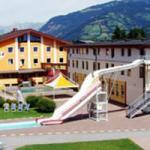 Лагерь в Австрии