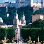 Дворцы Австрии