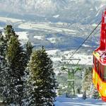 Какая погода на горнолыжных курортах Австрии