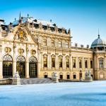 Город Вена – достопримечательности зимой для туристов