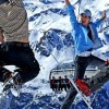 Лучшие горнолыжные курорты Австрии на карте
