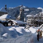 Отлично проведенное время на горнолыжном курорте Китцбюэль в Австрии