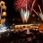 Как празднуется Новый год в Вене