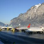 Аэропорт Инсбрук