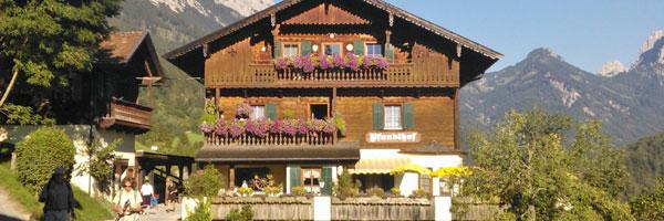 летний дом в Австрии