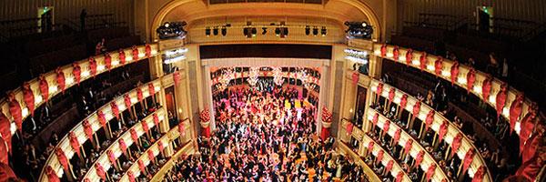 концертный зал в Вене