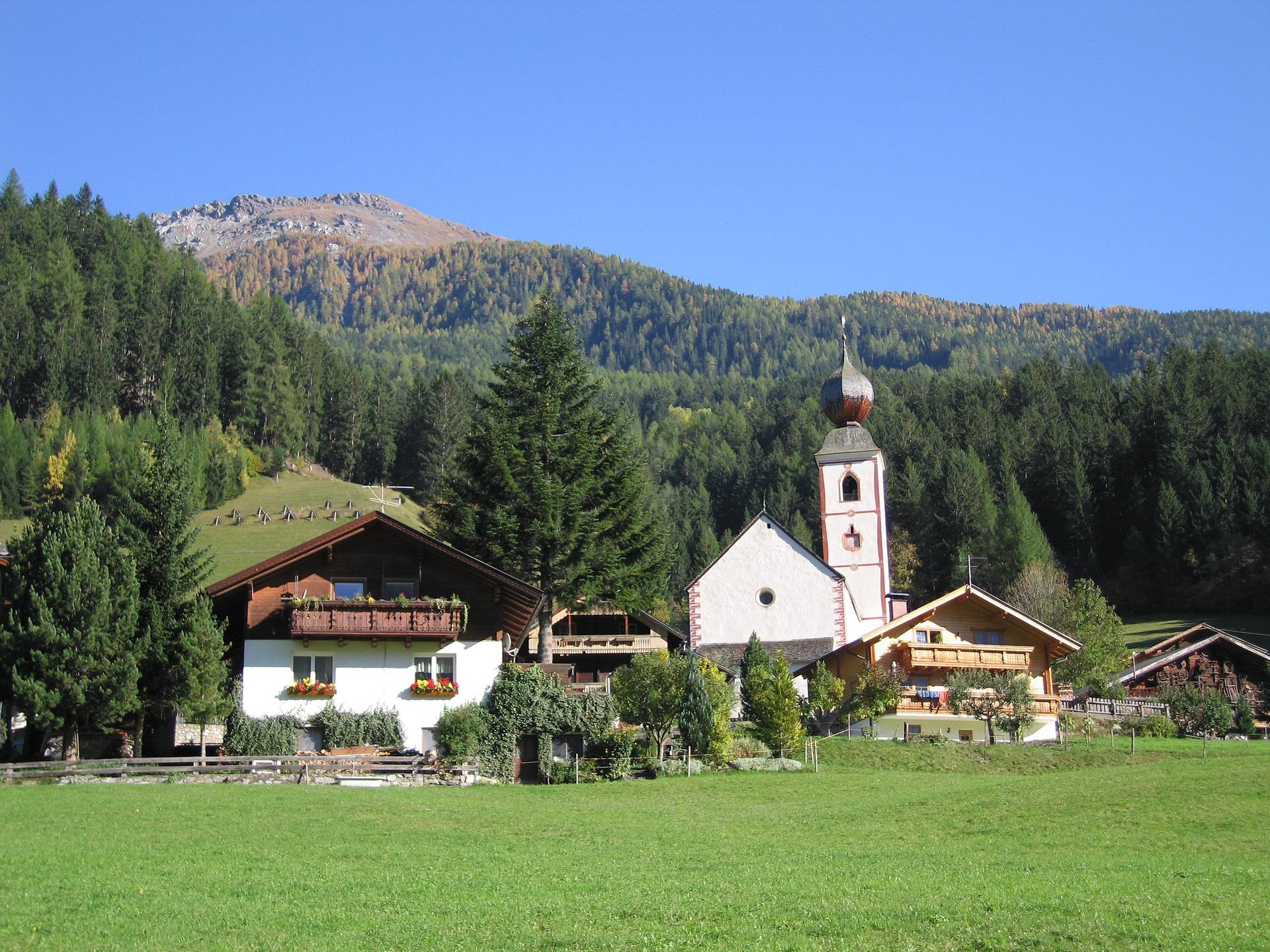общежития в Австрии