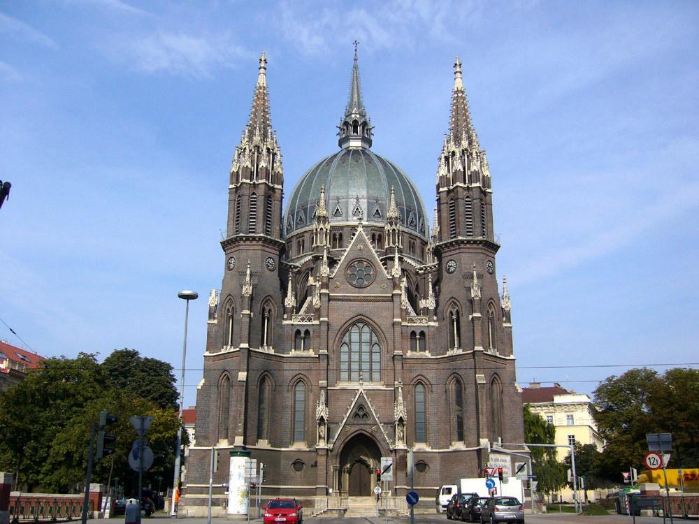 Церкви Вены