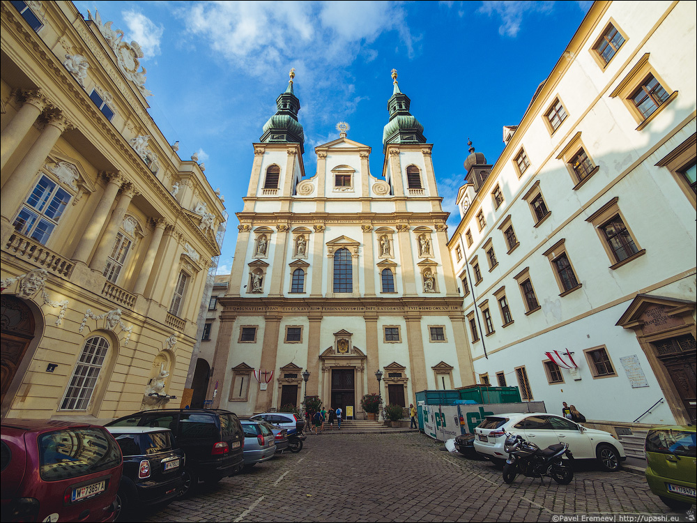 Церковь иезуитов