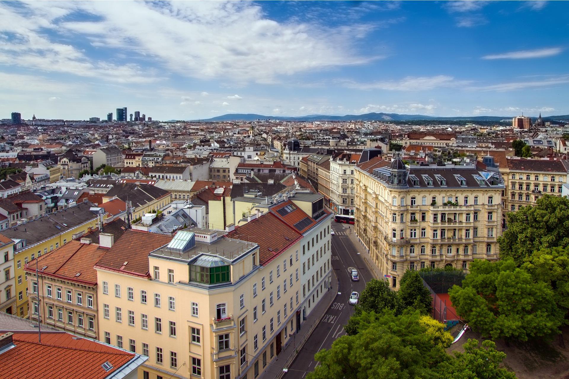Вена центр города