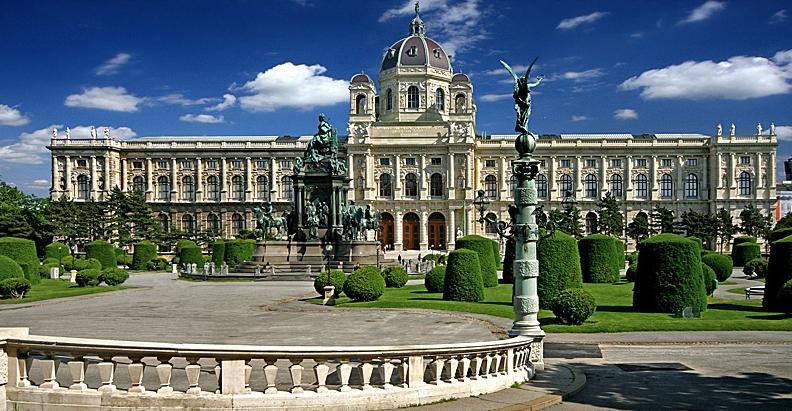 Музей истории искусств Вена и Музей естествознания Вена