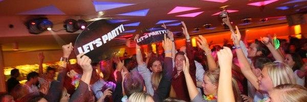 Ночной клуб в Вене