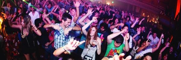 Ночной клуб в Австрии