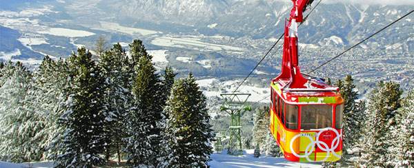 Погода на горнолыжных курортах Австрии