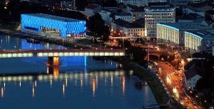 город Линц, Австрия