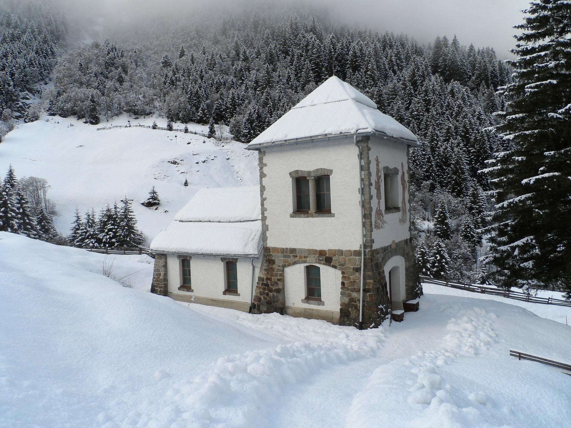 Вена и окрестности что посмотреть зимой