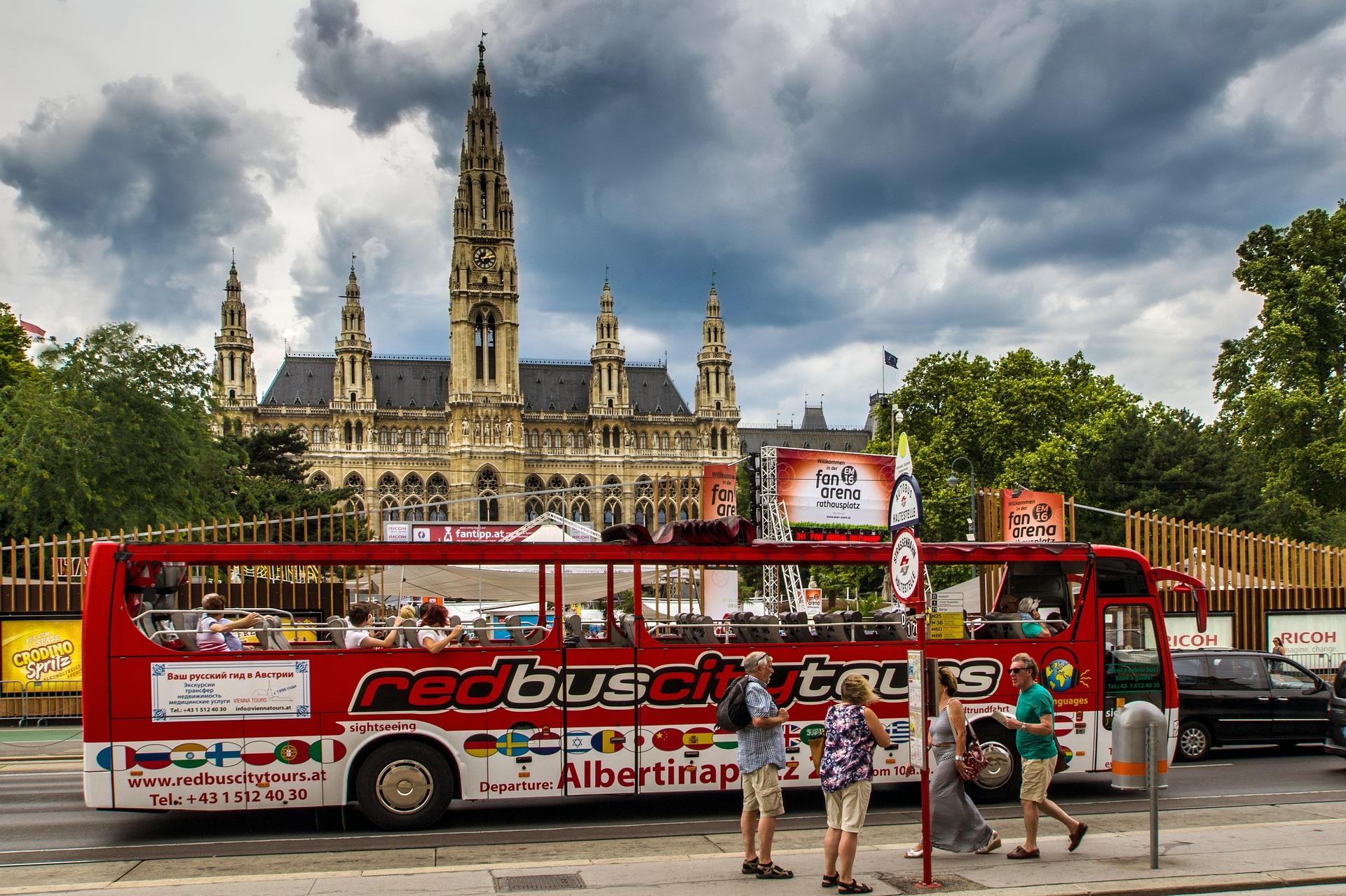 экскурсии по вене на автобусе