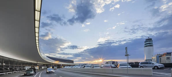фото аэропорта Швехат