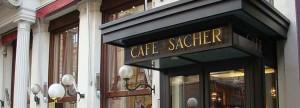 популярное кафе в Вене