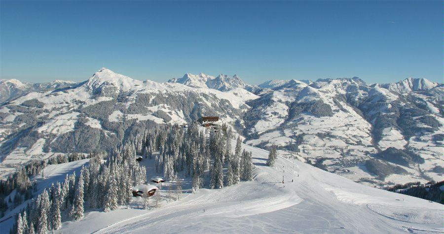 Китцбюэль горнолыжный курорт