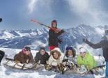 семейный отдых в Австрии