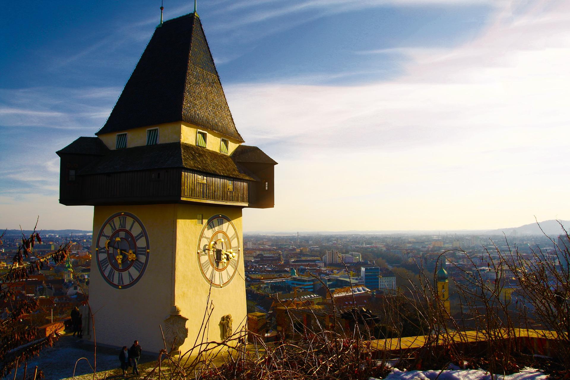 Грац, Австрия