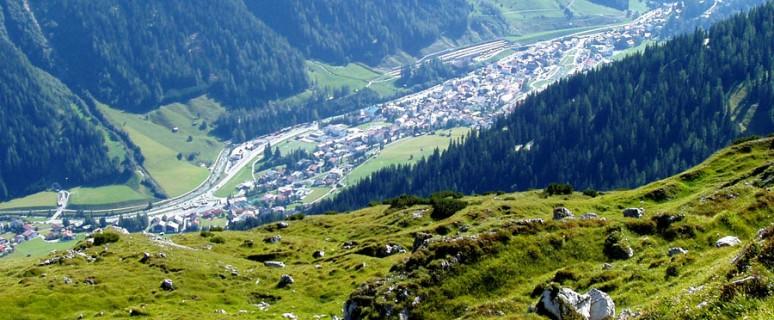 Сан Антон, Австрия