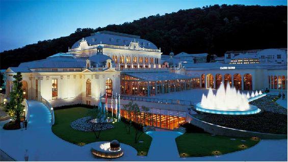 казино Баден, Австрия