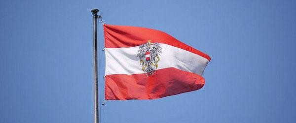 фото флага Австрии