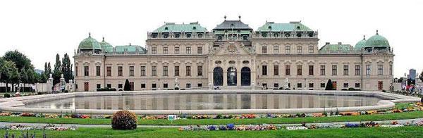 Достопримечательности в Вене