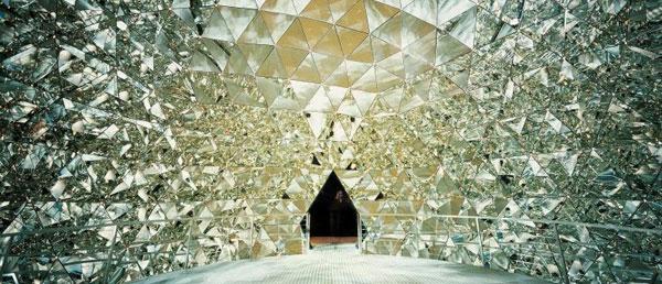 Музей Сваровски в Инсбруке