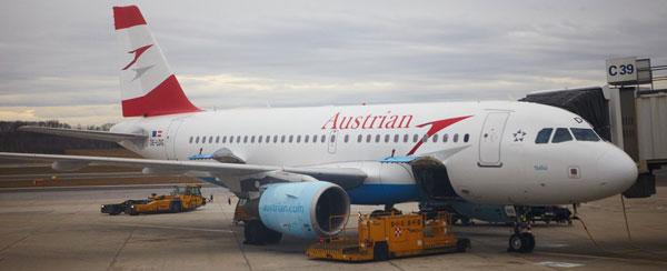 крупнейший аэропорт Вены