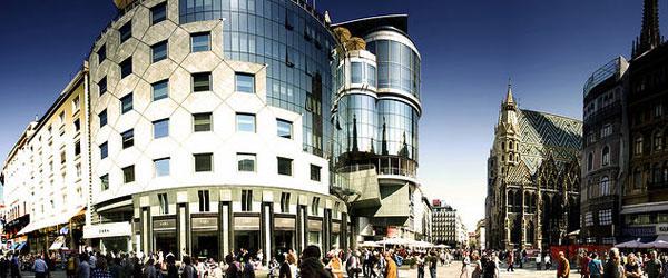 популярный отель Вены