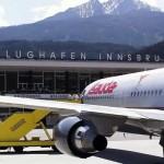 добираемся до аэропорта в Инсбруке