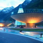 как выглядит термальный курорт в Австрии