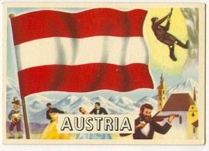 историческая Австрия