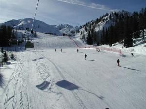 лыжные трассы курортов