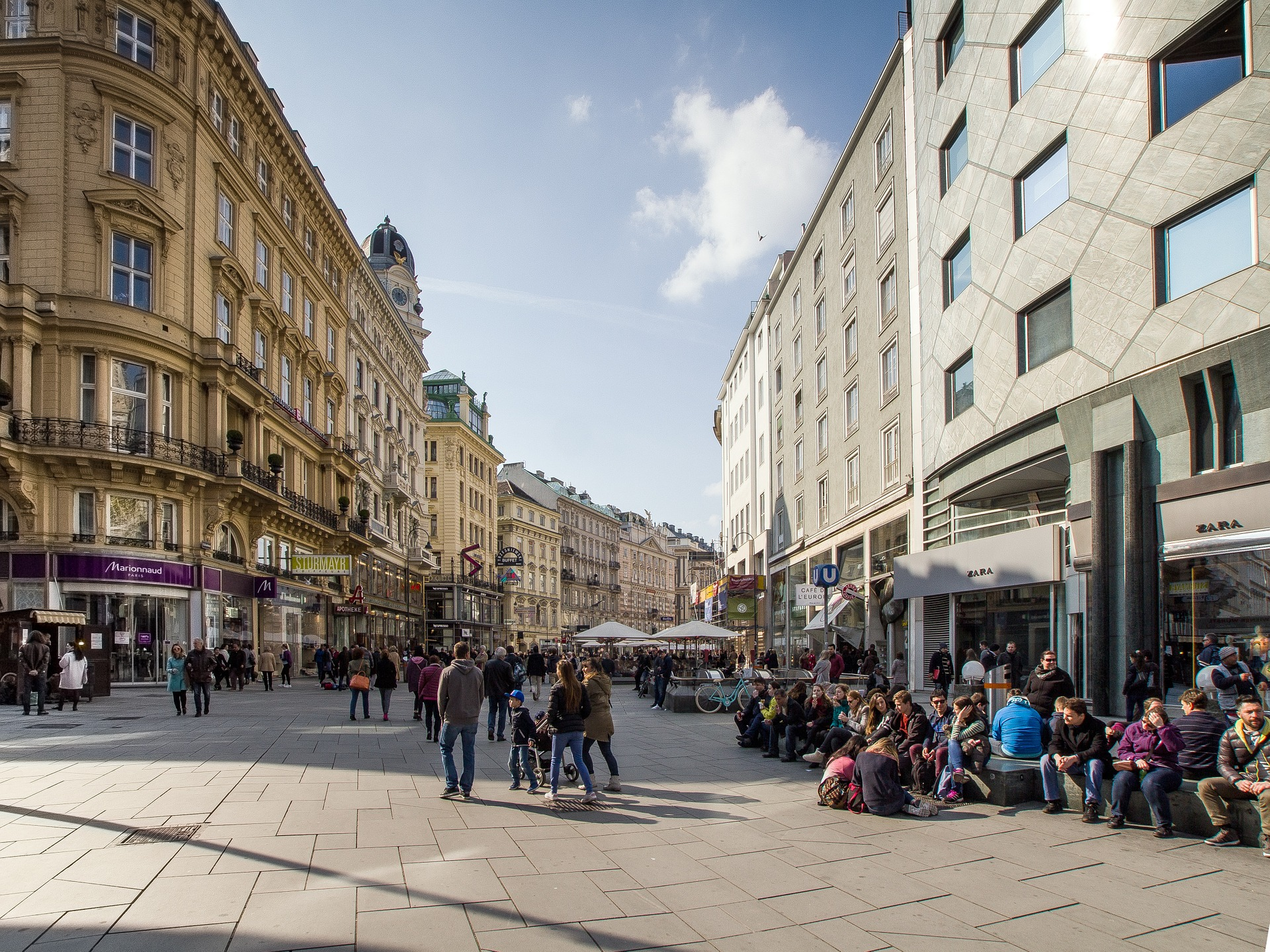 шоппинг в Вене отзывы